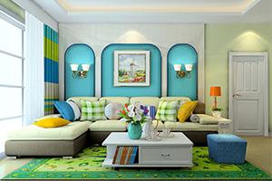 Sở hữu phòng khách chung cư nhỏ cá tính với những cách cực kỳ đơn giản